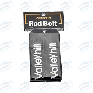 Valley Hill Rod Belt Black