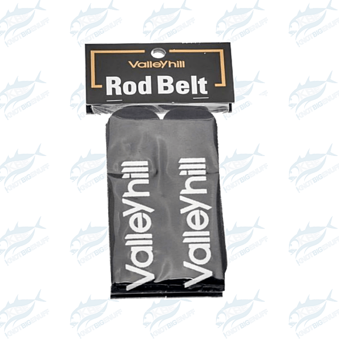 Valley Hill Rod Belt Black - KBE Anglers Hub