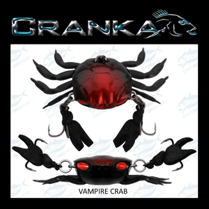 Cranka Crab Trebble Hook Model 50mm 5.9g - KBE Anglers Hub
