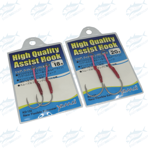 Yamai Assist Hook - Single - KBE Anglers Hub