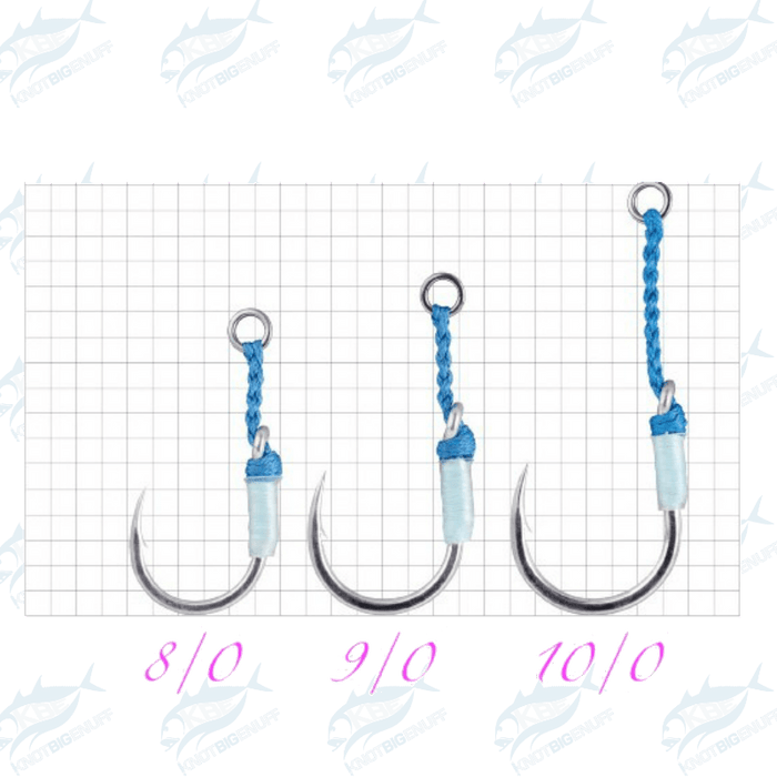 BKK Heavy Jigging Assist Hooks SF8090-HG - KBE Anglers Hub