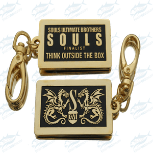 Souls Finalist Performance Studio Key Chain