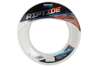 Nomad Design Riptide Flouro Coated Clear Mono Leader