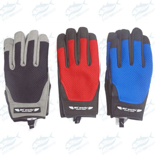 MC Works Gloves - KBE Anglers Hub