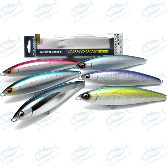 North Craft Gunduce Ultra Lures 130F 40g