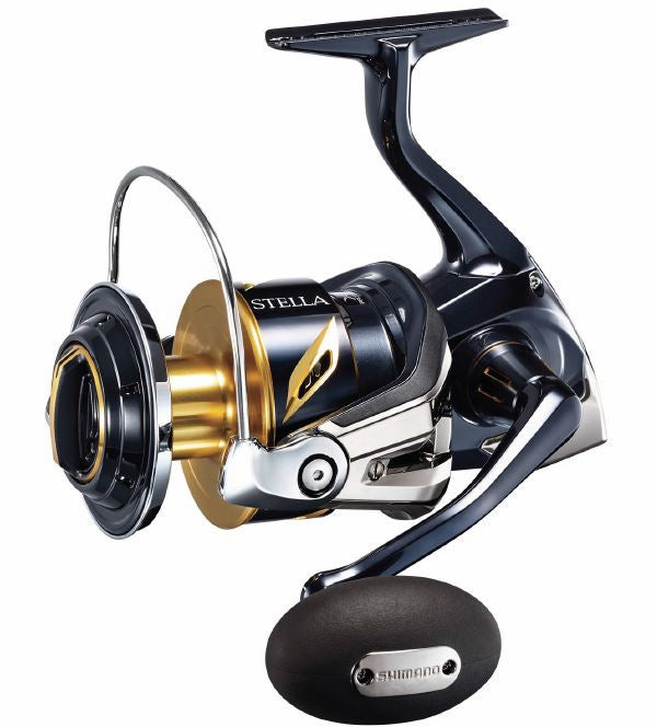 Shimano STLSW8000HGC Stella SW 2019 Spinning Reel - KBE Anglers Hub