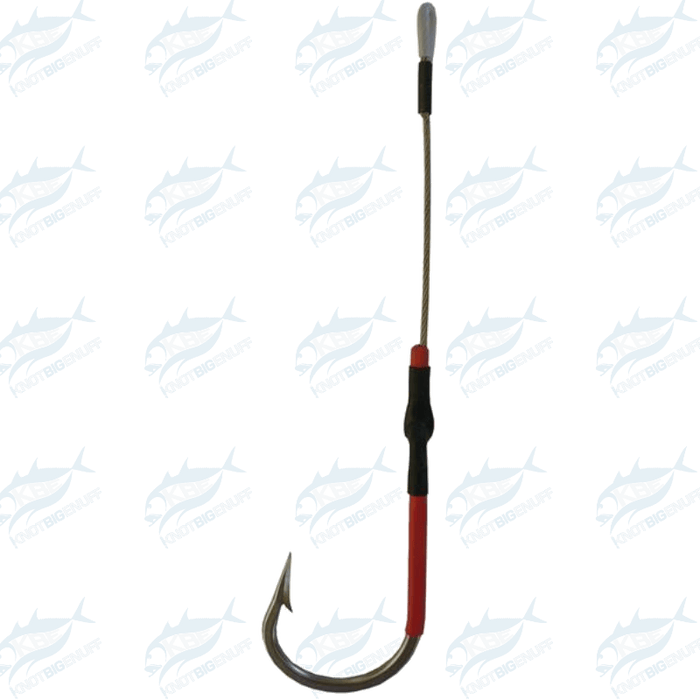 Richter Stainless Steel Shogun Single Hook Rig - KBE Anglers Hub