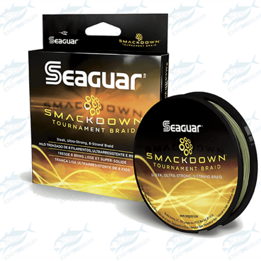 Seaguar Kureha - Smackdown Braid Green