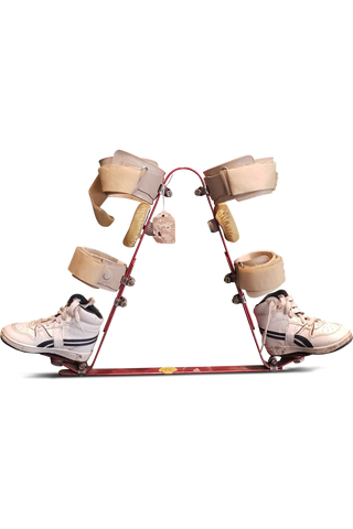 Vintage Pediatric Club Foot Brace