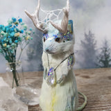 """The Nymph"" Taxidermy Mouse"