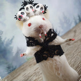 """The Vampiress"" Taxidermy Mouse"