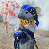 """The Mystic"" Taxidermy Mouse"