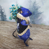 """The Buccaneer"" Taxidermy Mouse"