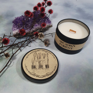 Arcadian Forest - Wyspworks Candle Tin