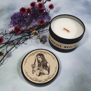 Forest Witch - Wyspworks Candle Tin