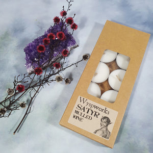 Satyr - Wyspworks Tealight Candles