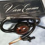 Rare Vintage English Made Enema