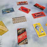 *RANDOMLY CHOSEN* Assorted Vintage Razor Blade in Packet