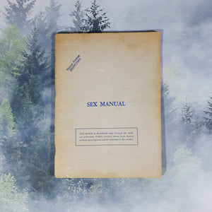 1952 Sex Manual For Those Married or About To Be by G. Lombard Kelly