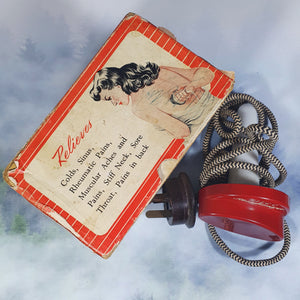 "Vintage PIFCO Electrical Heat ""Massager"""