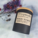 Wood Nymph - Wyspworks Candle Jar