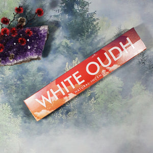 White Oudh Incense Sticks