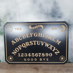 William Fuld Ouija Board - Black 450mm
