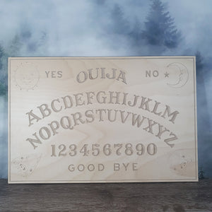 Simple Spirit Ouija Board - Birch 450mm