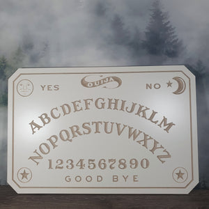 William Fuld Ouija Board - White 450mm