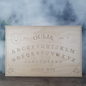 Classic Movie Ouija Board - Birch 450mm