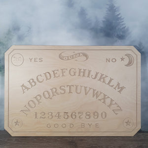 William Fuld Ouija Board - Birch 450mm