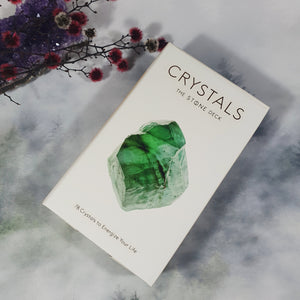 Crystals: The Stone Deck Tarot