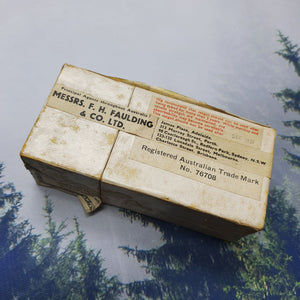 London Hospital Surgical Catgut Phials Full Box