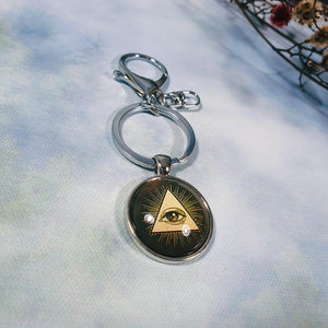 Eye Of Providence Keyring