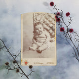 Incredibly Chubby Baby Cabinet Card