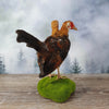 Rogue Taxidermy Two-Headed Rooster