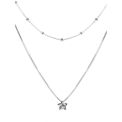 Sterling Silver 2 piece Necklace