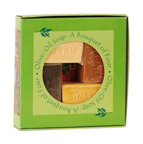 Olive Oil Soap Gift Set