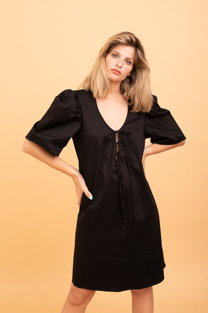 Miu dress black