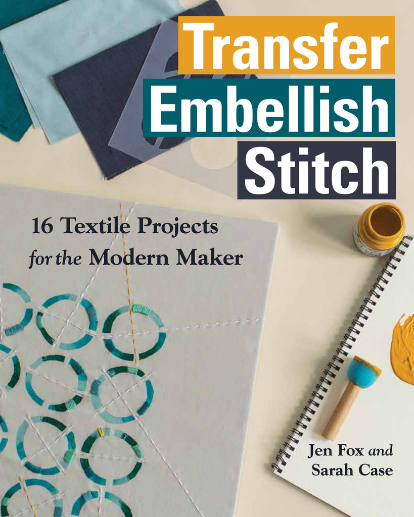 Behind the Scenes: Writing Transfer Embellish Stitch