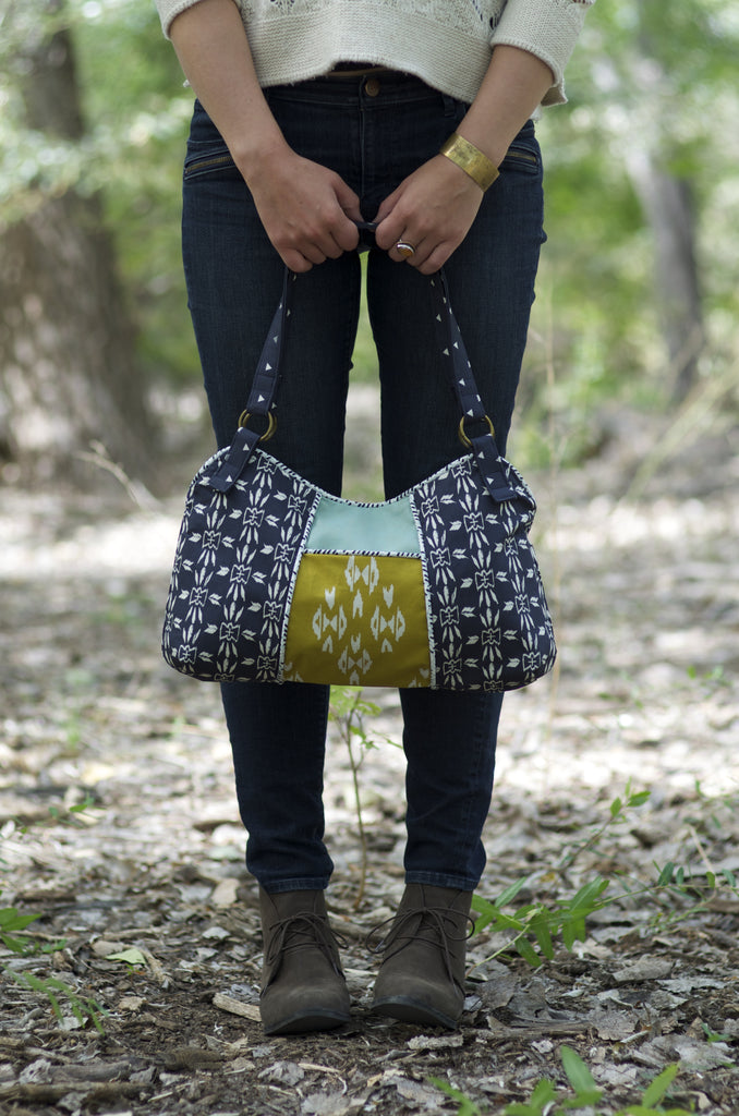 New Pattern: the Smithfield Bag sewing pattern