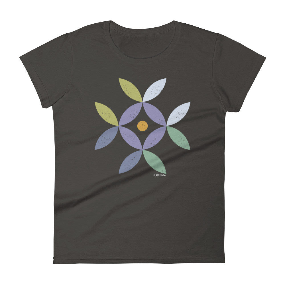 Orange Blossom - Women's short sleeve t-shirt