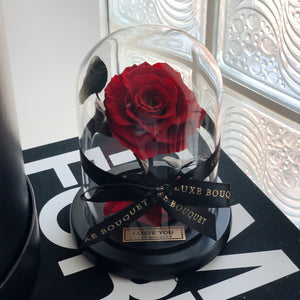 Mini Everlasting Rose - Red - Luxe Bouquet roses that last a year
