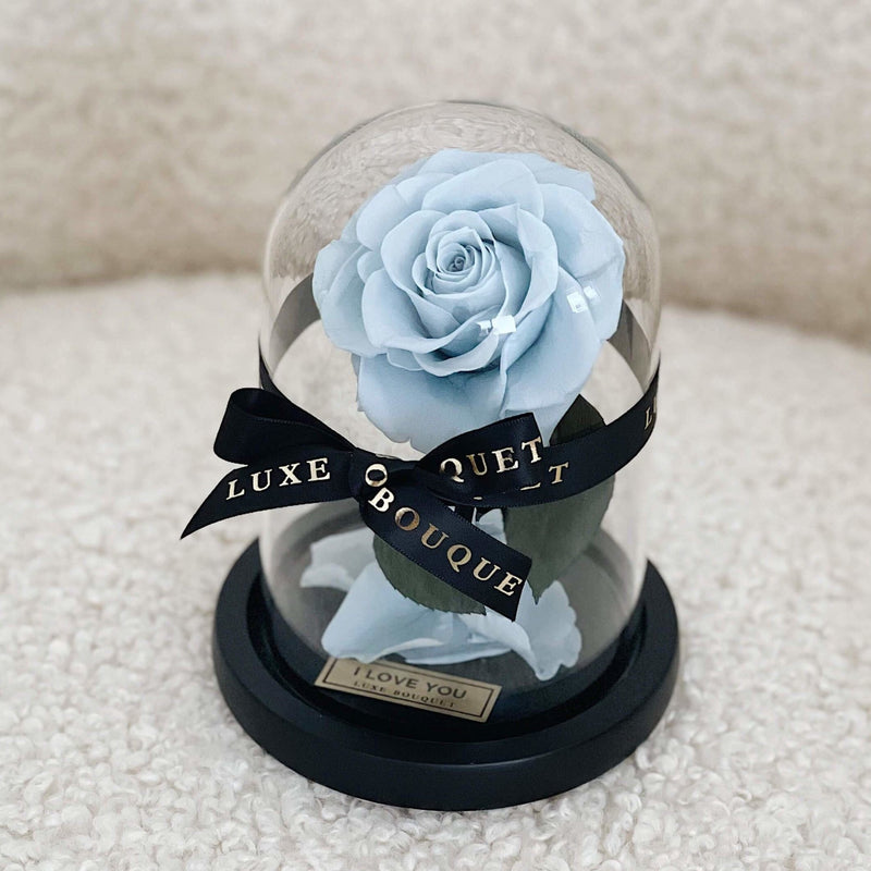 Mini Everlasting Rose - Luxe Bouquet roses that last a year