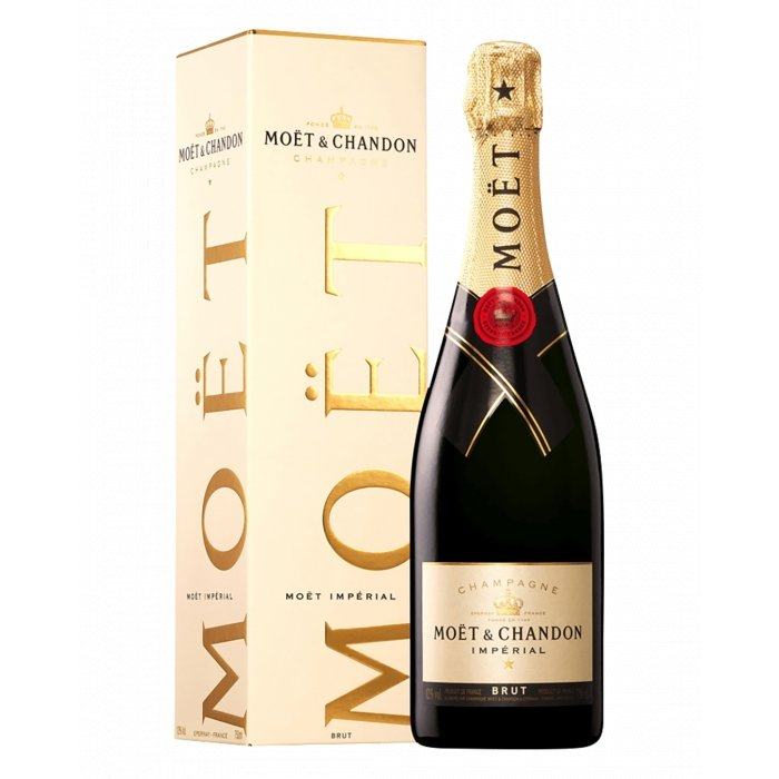 Moët & Chandon Brut Impérial 750mL (Sydney only) - Luxe Bouquet roses that last a year