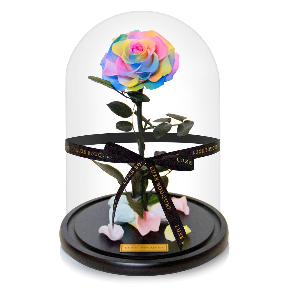 The Everlasting Rose - Unicorn - Luxe Bouquet roses that last a year