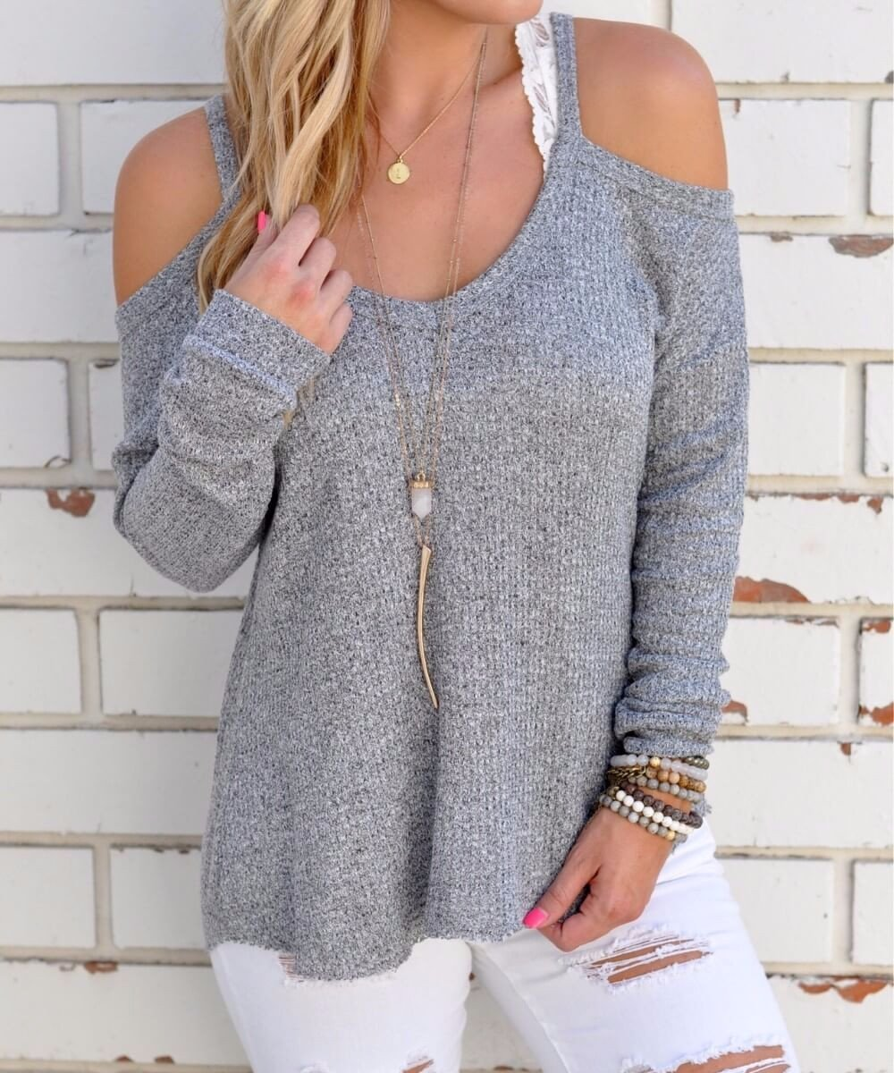 Envy - Sexy Casual Sweater