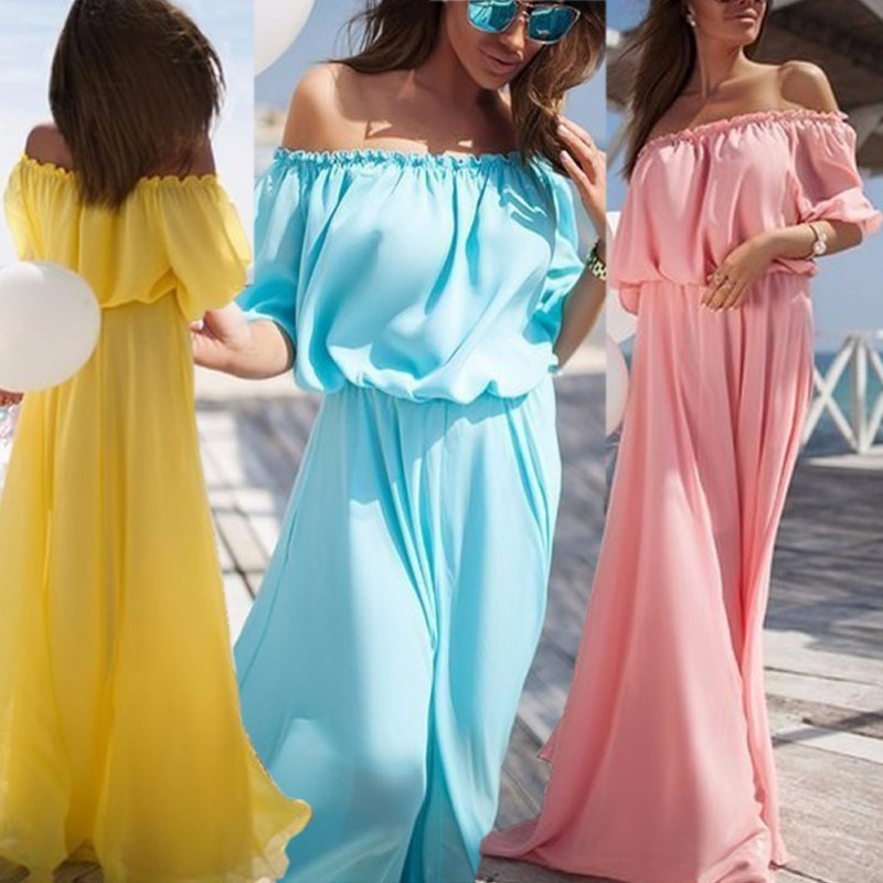 Mary - Chiffon Party Dress