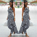 Ashley - Sleeveless Maxi Dress