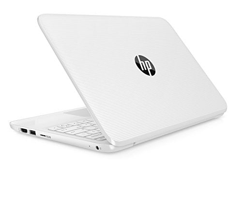 HP Stream 11-y003na Laptop (11.6 inch, Intel Celeron N3060, 2 GB RAM, 32 GB eMMC, Office 365, 1 TB OneDrive Cloud Storage, 1 Year Free Subscription, Windows 10) - Snow White